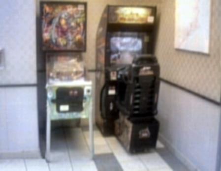 Pinball/Arcade