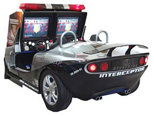 Arcade Heroes Sports car arcade cabinet add-ons make racers a ...