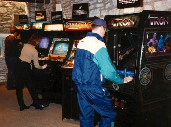 arcade play