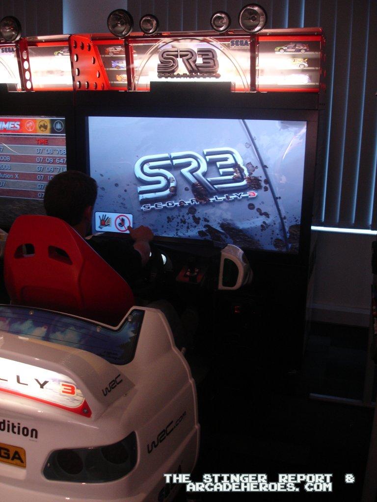 Sega Rally 3 Sr3d