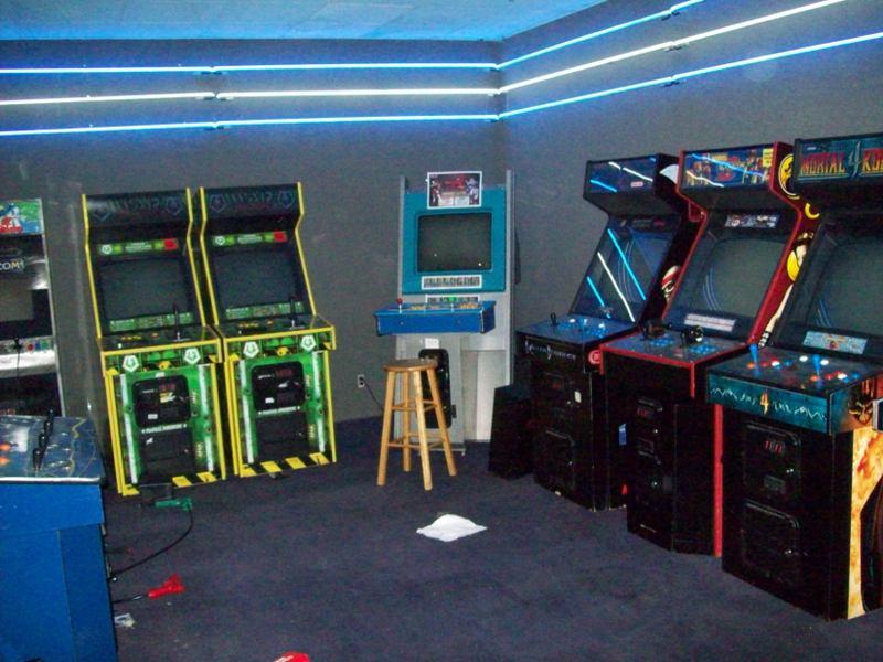 Game Galaxy Arcade – Antioch, TN, USA | Arcade Heroes