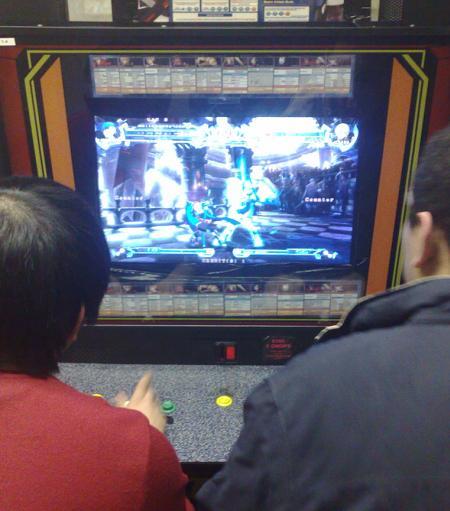 Arcade Heroes Pre-ATEI buzz - Tekken 6 rumors and BlazBlue tested ...