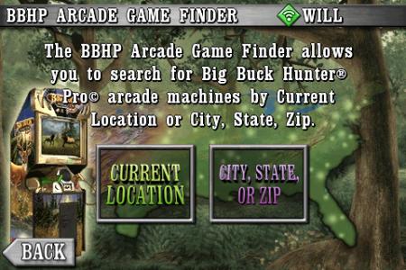 arcade game finder