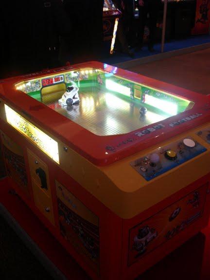 robotfootball