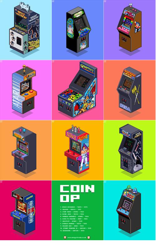 Game Coin Op Room