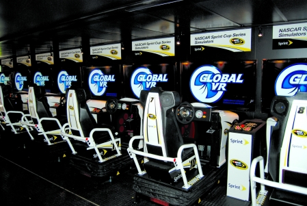 Arcade Heroes GlobalVR teams up with Sprint to offer custom