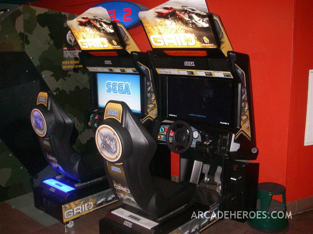 Sega | Arcade Heroes