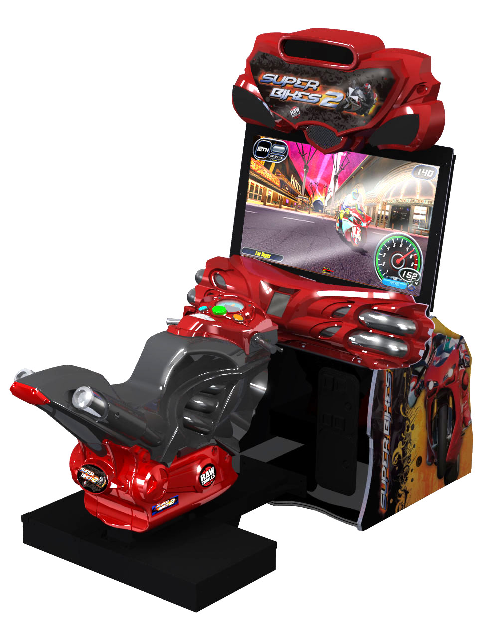 Terminator Salvation 32 Quot Cabinet Arcade Heroes